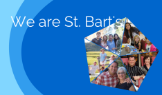 We are St. Bart's