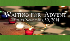 Waiting for Advent