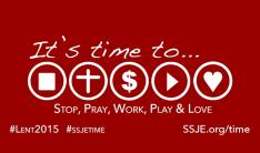 Lent: time
