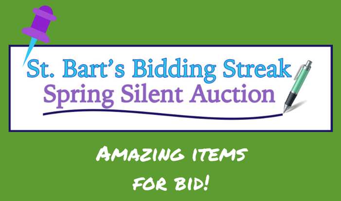 St. Bart's Bidding Streak