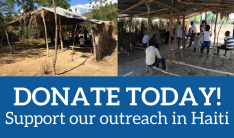 Haiti - Donate today!