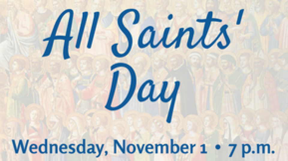 Great Music Series: All Saints Day Mass with the Great Litany