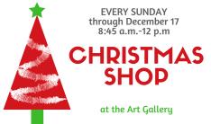 St. Bart's Christmas Shop