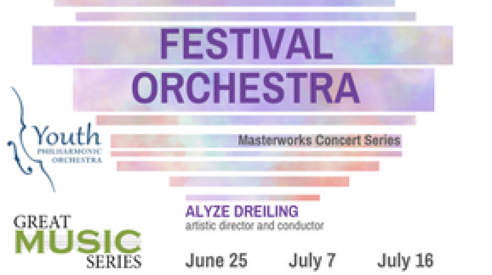 Great Music Series: Festival Orchestra