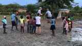 Haiti Trip August: Day 5: Malia has a Revelation