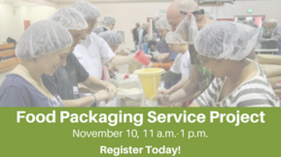 Food Packaging Service Project