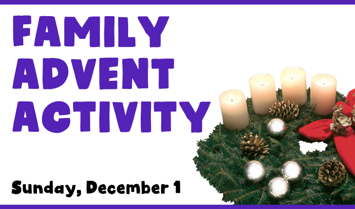 Family Advent Activity
