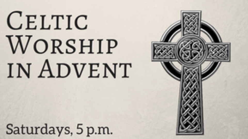 Celtic Worship with Eucharist