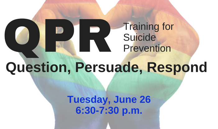 Training for Suicide Prevention
