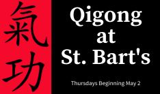 Qigong Registration Open