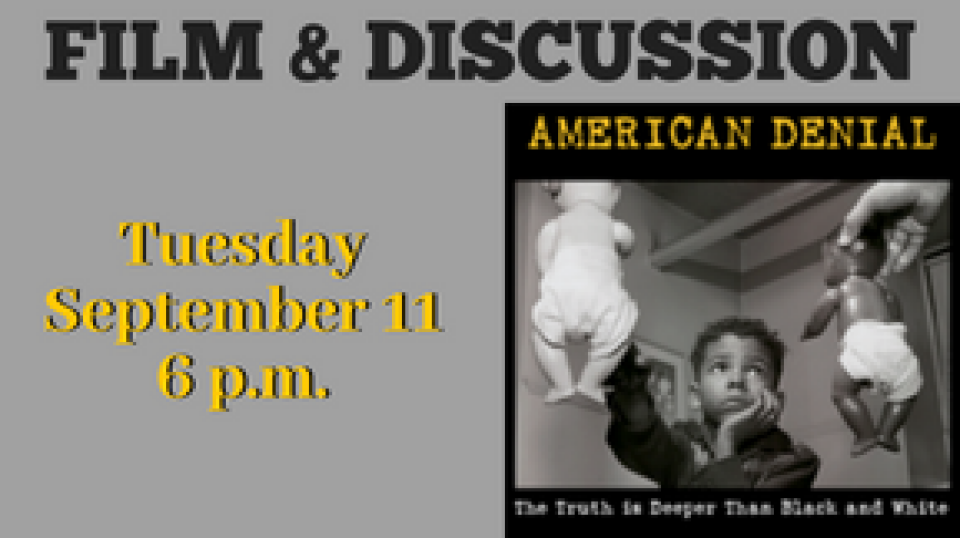 Film & Discussion: American Denial