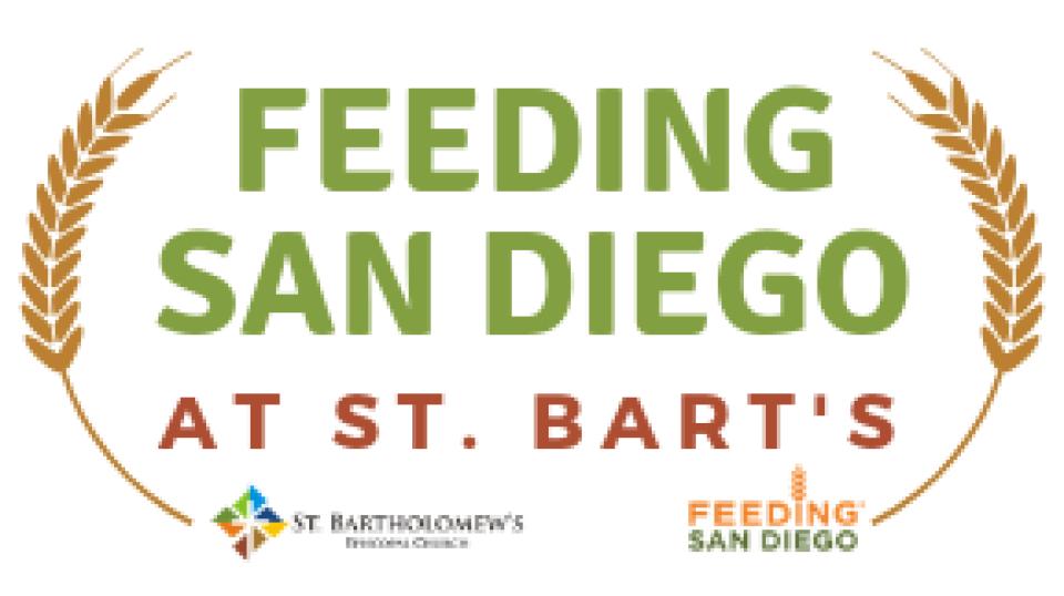 Feeding San Diego at St. Bart