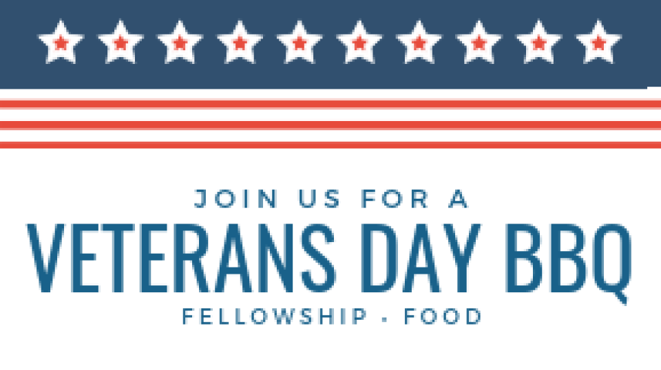Veterans Day BBQ