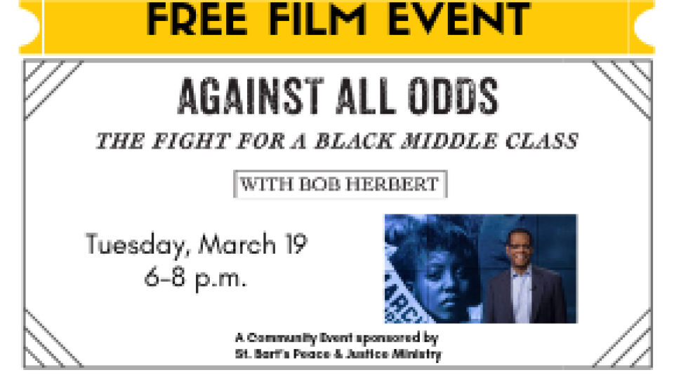 Free Film Event: Against All Odds