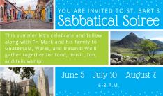 Sabbatical Soiree: Wales