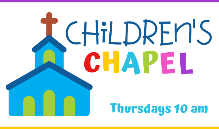 Summer Children's Chapel