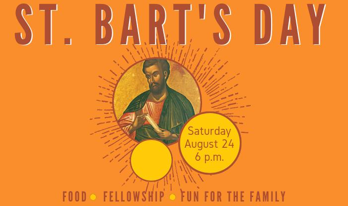 St. Bart's Day