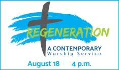 ReGeneration: A Contemporary Worship Service