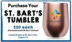 St. Bart's Tumblers