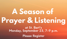 Season of Listening