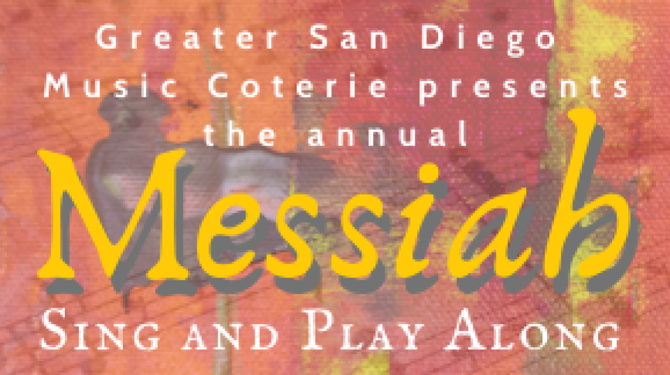 Messiah Sing- and Play-Along