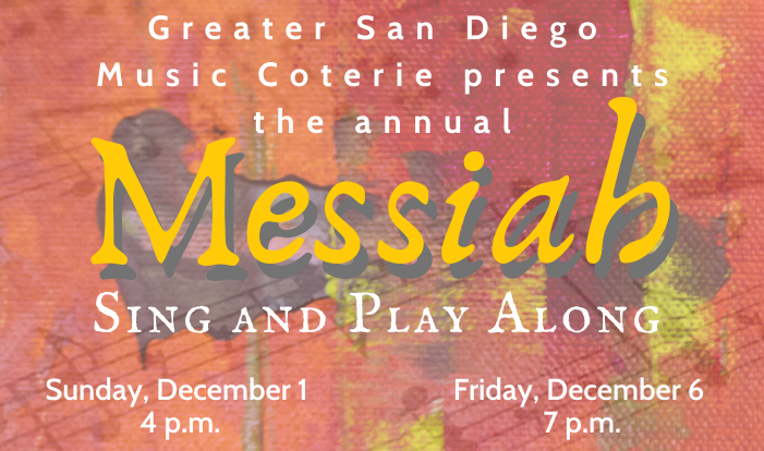 Messiah Sing and Play Along