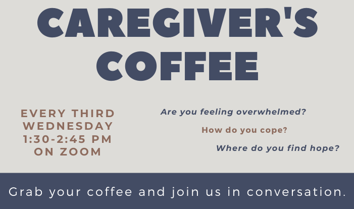 Caregiver's Coffee