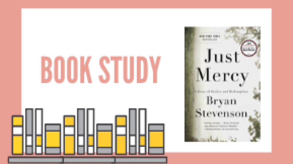Just Mercy Book Study (Zoom)