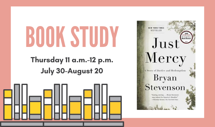 Just Mercy Book Study