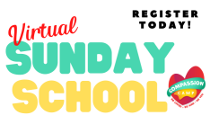 Virtual Sunday School Registration